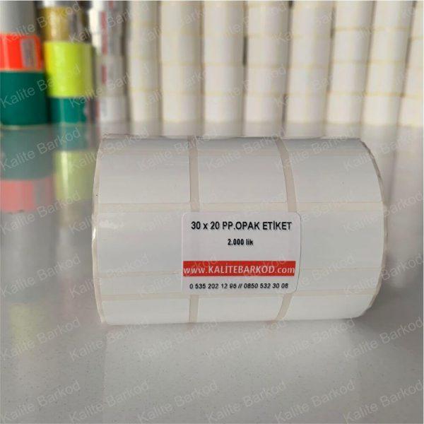 30x20 Pp opak plastik etiket 30 x 20 PP. Opak Plastik Etiket Yanyana 3 lü 30 x 20 pp opak plastik etiket yanyan3 600x600