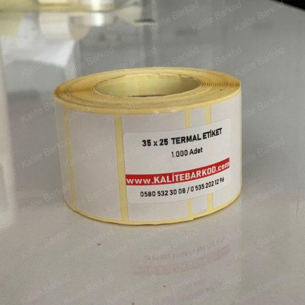 35 x 25 termal etiket 35 x 25 Termal Etiket 35 x 25 termal barkod etiket 600x600