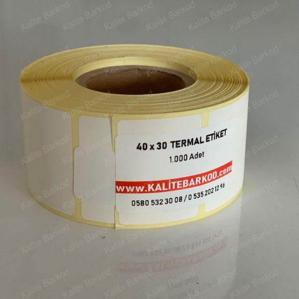 40 x 30 termal etiket 40 x 30 Termal Etiket 40 x 30 termal barkod etiket 600x600