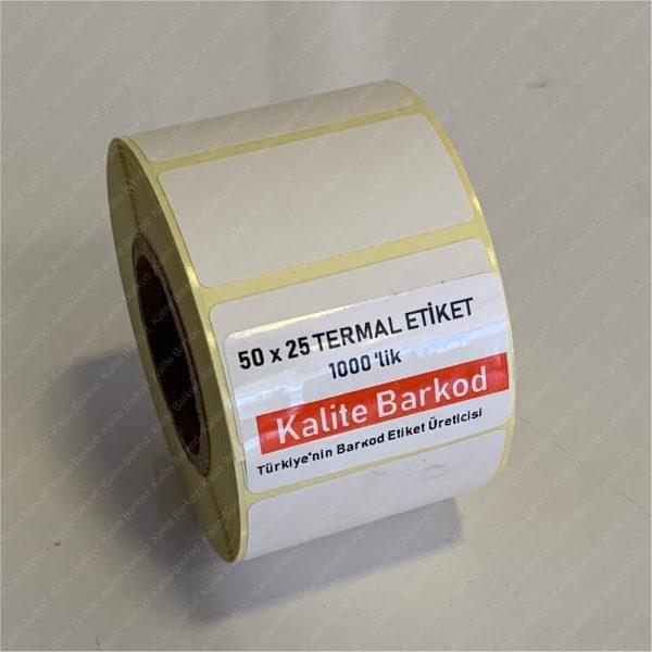50 x 25 termal etiket 50 x 25 Termal Etiket 50 x 25 termal barkod etiket 600x600