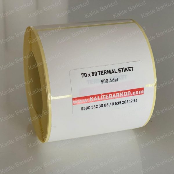 70 x 50 termal etiket 70 x 50 Termal Etiket 70 x 50 termal barkod etiket 600x600
