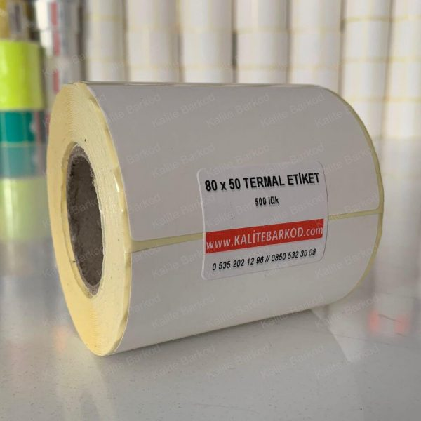 80 x 50 termal etiket 80 x 50 Termal Etiket 80 x 50 termal etiket 600x600