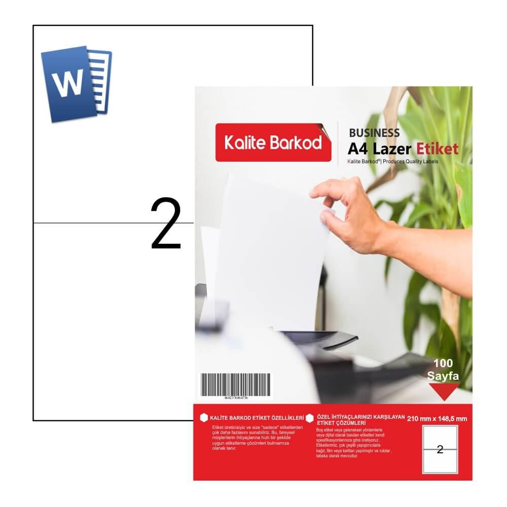 a4 etiket termal etiket Home 2 a4 lazer etiket 210x1485 1